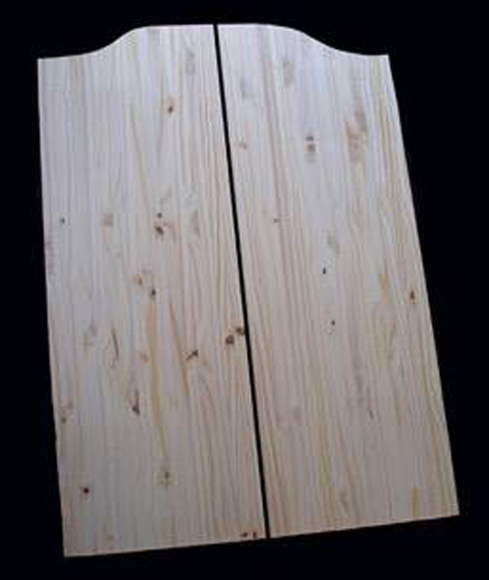 Knotty Pine Cafe Doors 24 28 30 32 36CDE-KP-0042-CU